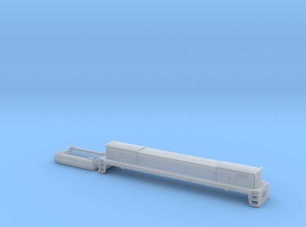 GE MATE N (1:160) 3d printed