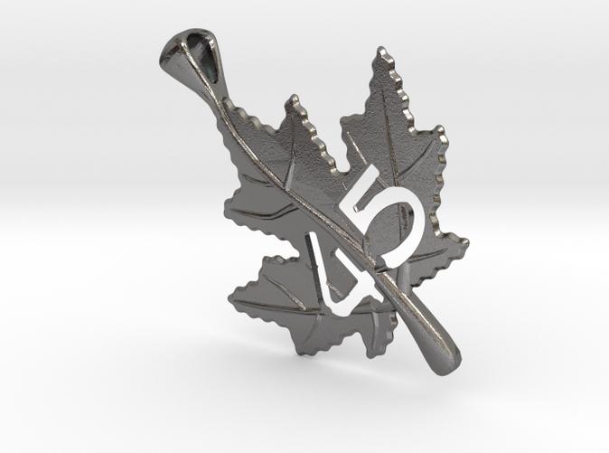 Canadian Maple Leaf Pendant