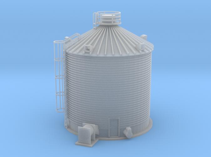 Corn storage Silo Z scale