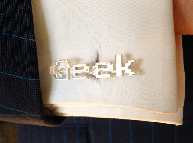 The ultimate in Geek Chic
