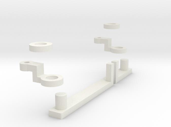 render of parts