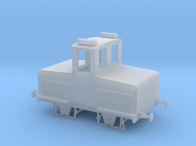 accumulator locomotive shunter carmine e toselli
