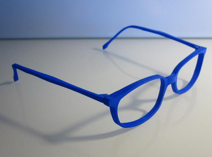 Printed in Royal Blue strong & flexible