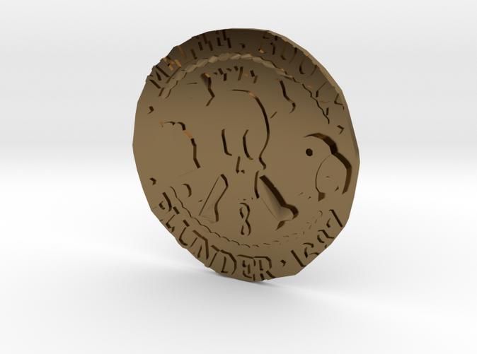 verb coin