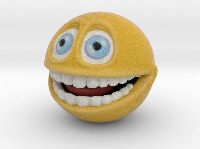 Smileyface Emoji - Smile