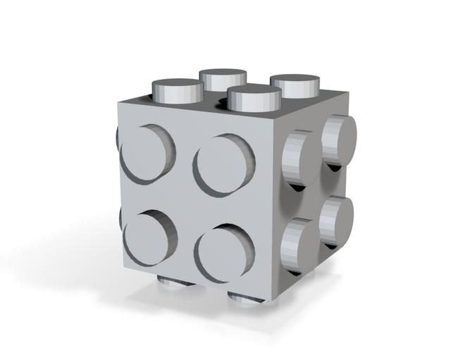 Lego core cube