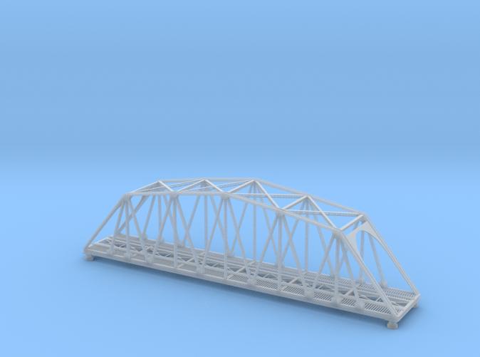 120ft Truss Bridge Z scale