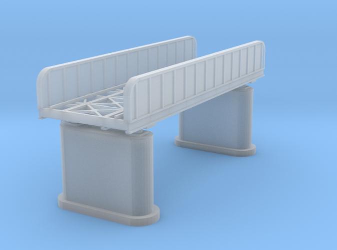 Plate Girder Bridge Z scale