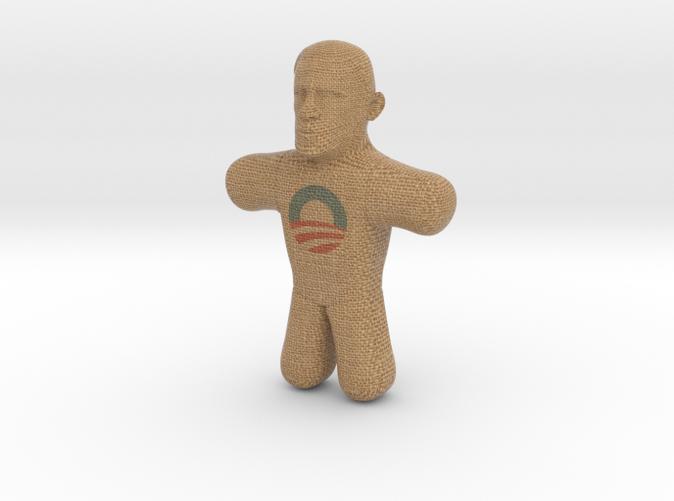 Obama Voodoo Doll - Color