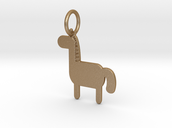 Horse Keychain (different materials have different prices)