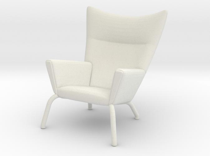 Miniature Wing Chair - CH445 - Hans J. Wegner.