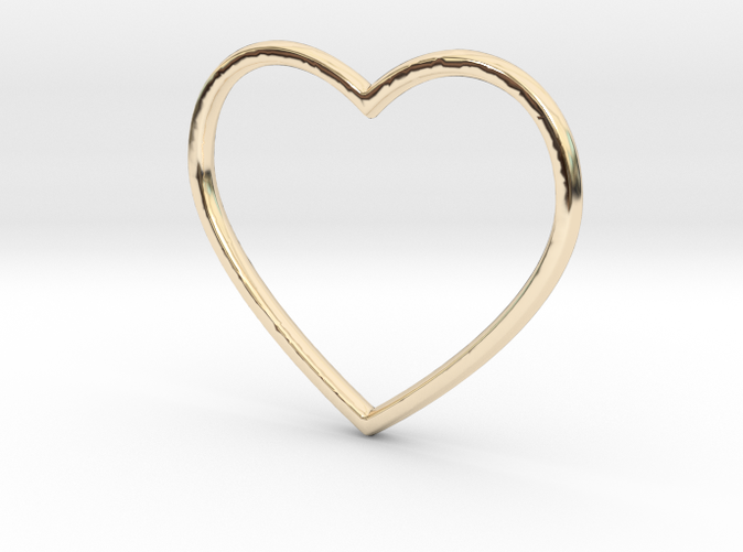 Heart (different materials have different prices)