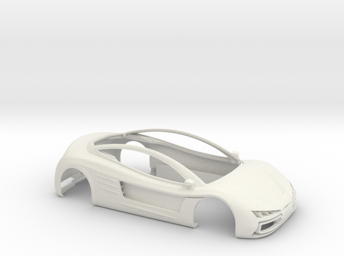 Bodywork for slot car