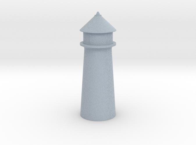 Lighthouse Pastel Dark Blue