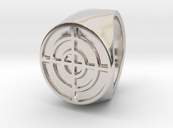 Target - Band S - Signet Ring - US 6