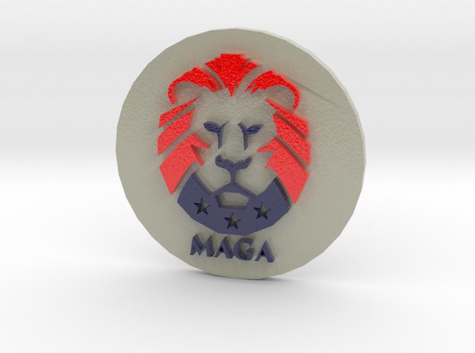 MAGA Challenge Coin