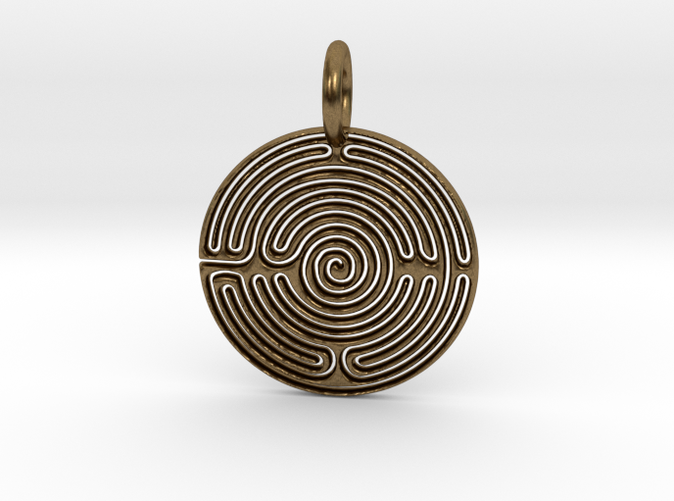 Bronze Labyrinth