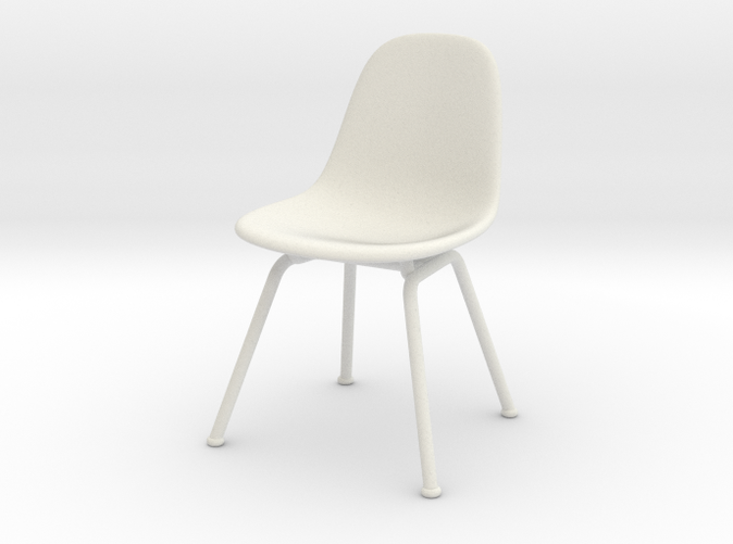 1:12 Eames Side Chair DSX - Charles Eames