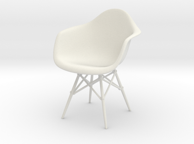 1:6 Eames Molded Chair DAW - Charles and Ray Eames