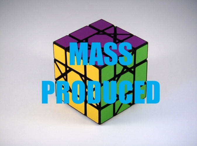 OctoCube Mass Produced