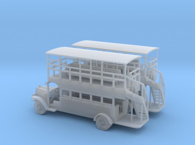 Omnibus N scale