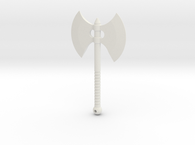 Mega-scale Battle Axe for ModiBot
