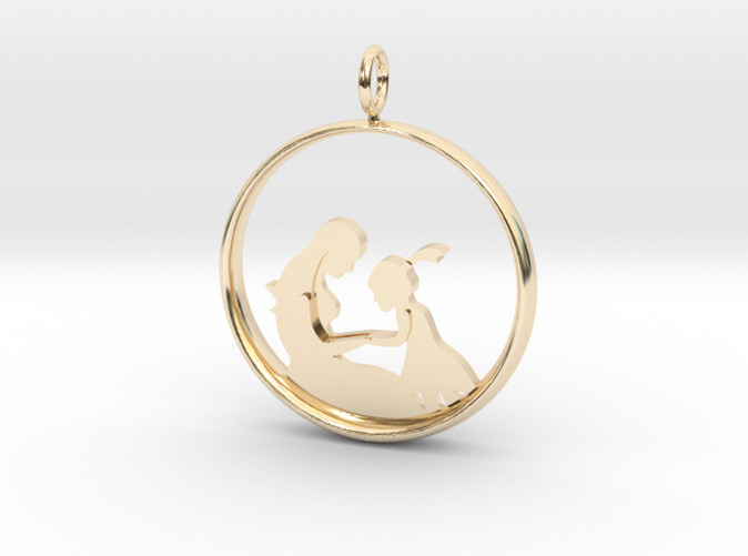 Mother daughter pendant 2 motherhood collection rl9rj4c6c by whats in the box incm motherhood pendant mozeypictures Gallery