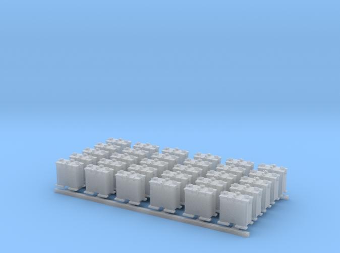 1/144 Scale 20mm Oerlikon Ready Use Lockers x30