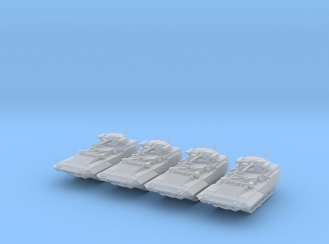 1/350 Russian T-15 Armata HIFV x4