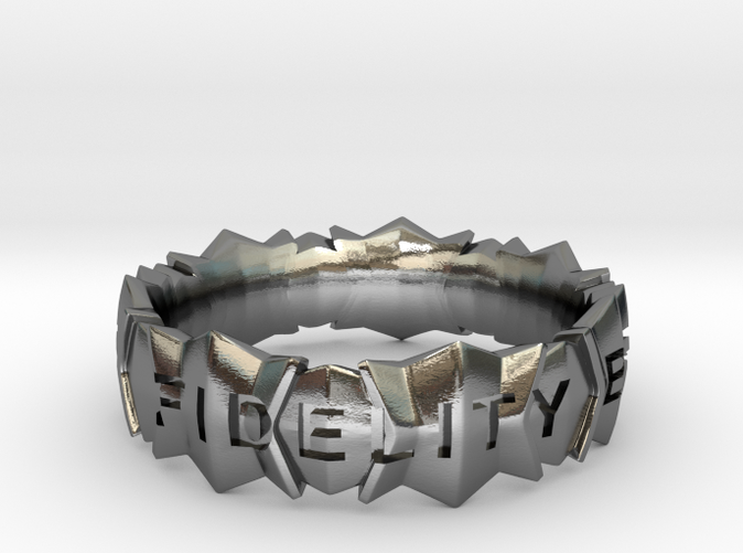 FBI Theme Ring
