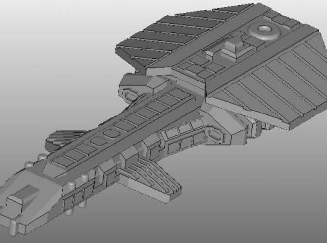 Ares render view
