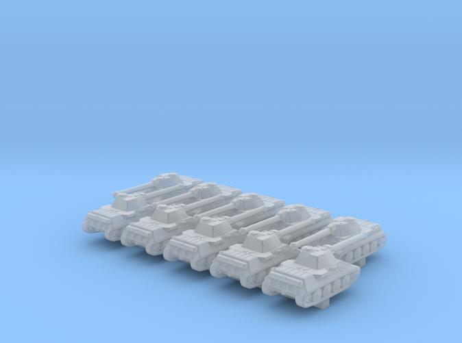 1/700 German VK 30.01 (D) Medium Tank x10