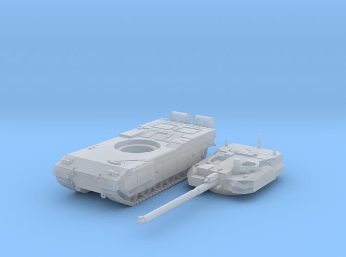1/200 French Leclerc Main Battle Tank