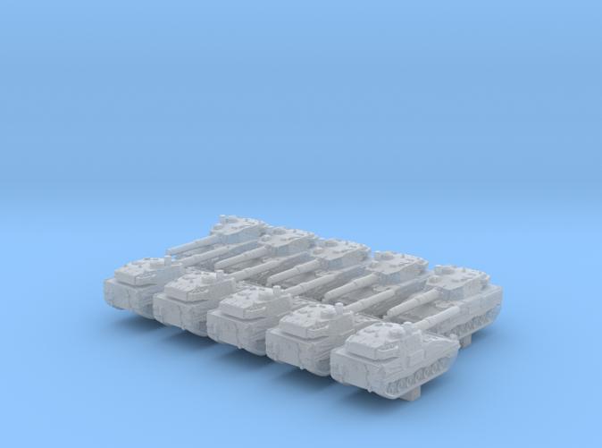 1/600 ASCOD Ulan LT105 Light Tank x10