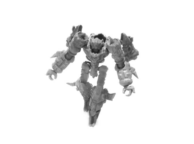 "02-ASV ""Recon"": Robot Mode"
