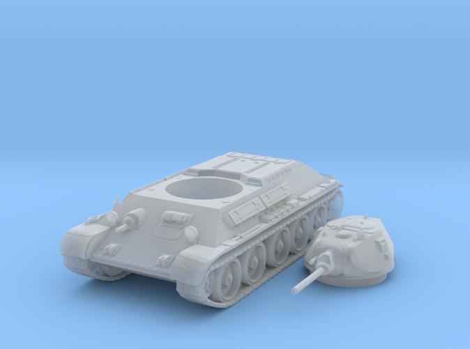 1/144 Russian T-34 Mod 40 Medium Tank