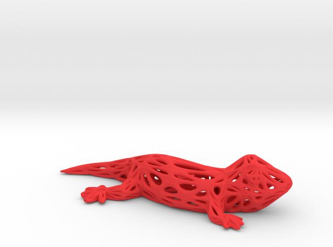 Voronoi Gecko
