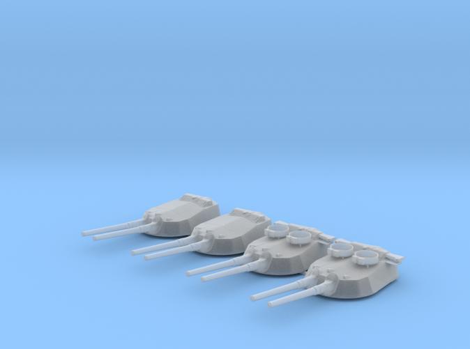 "1/350 15"" MKI* HMS Queen Elizabeth Guns 1943 BB"