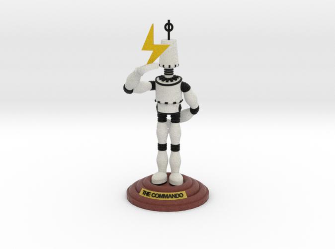 boOpGame Shop - The Commando