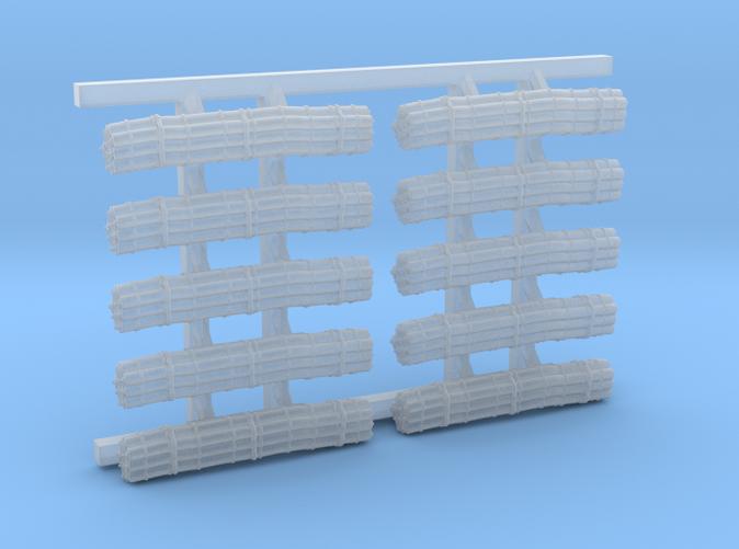 1/200 Royal Navy Flota Nets x10