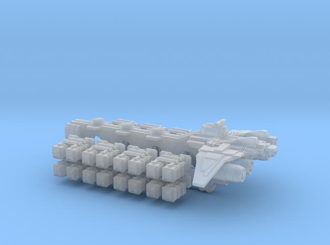 Homefleet Container Freighter