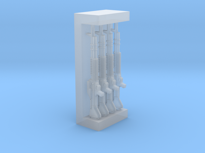 3D render showing you the fine points