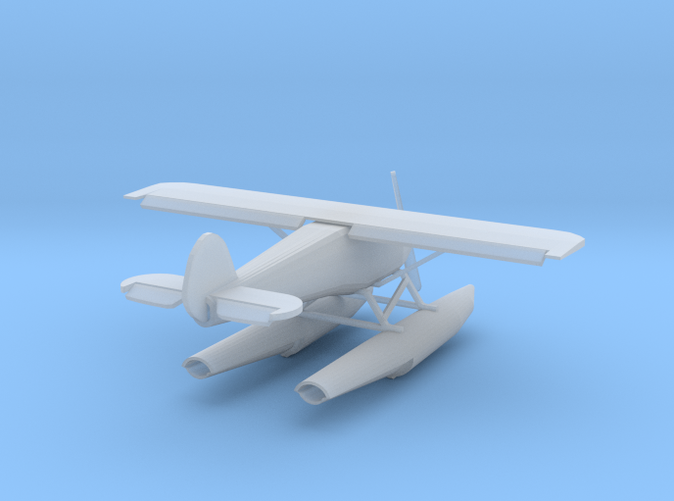 Cessna Skywagon Z scale
