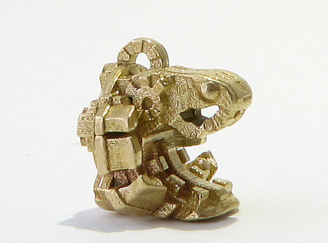 Quetzalcoatl Side View