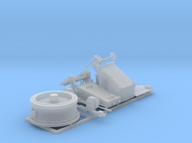 1/56 Twin 20mm Oerlikon Powered MKV Mount 25º