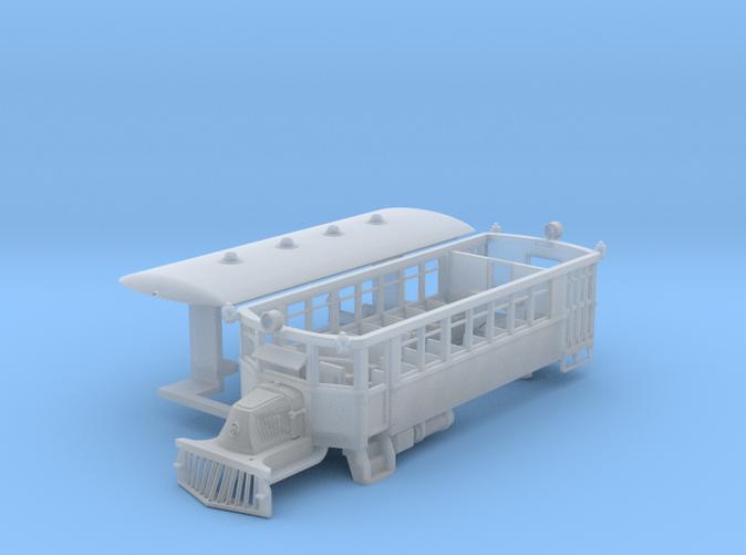 3D printed plastic