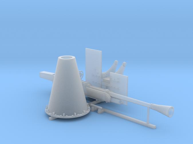 1/48 QF 2-pounder MK XIV Rolls Royce Gun x1