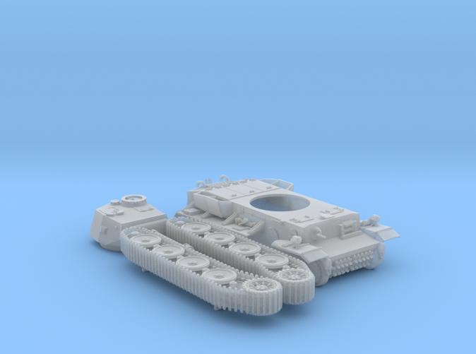 1/87 (HO) Pz.Kpfw VI VK36.01 (H) 10.5cm L/28 Tank x1