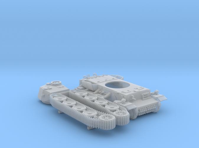 1/120 (TT) Pz.Kpfw VI VK36.01 (H) 10.5cm L/28 Tank