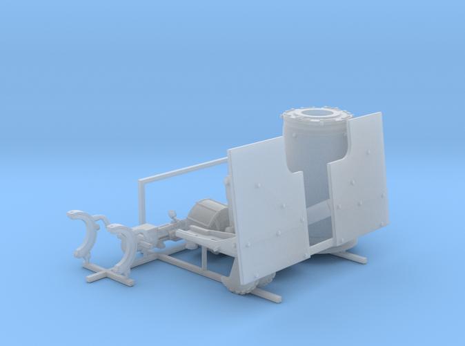 1/24 Royal Navy 20mm Oerlikon MKVIIA x1
